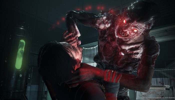 к игре Evil Within 2, The