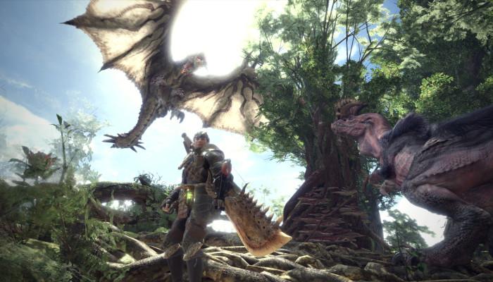 к игре Monster Hunter: World