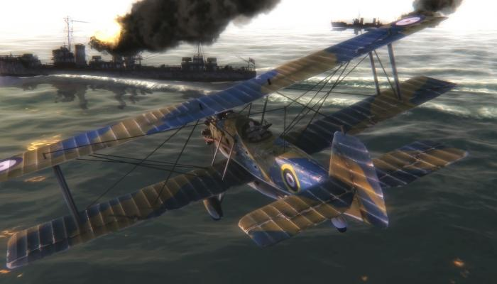 к игре Flying Tigers: Shadows Over China