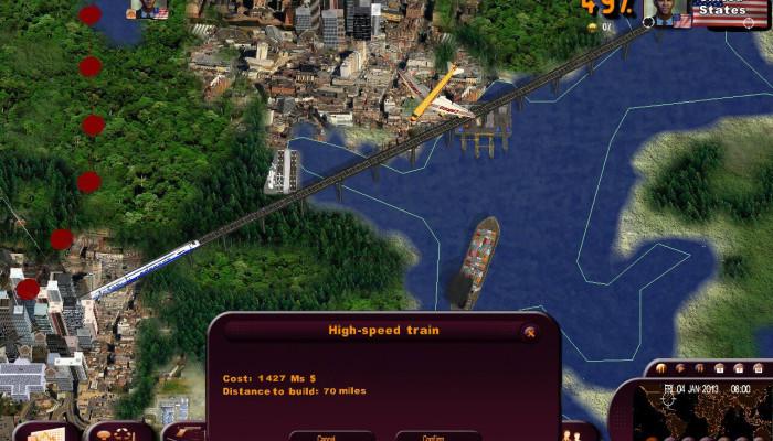 к игре Masters of the World - Geopolitical Simulator 3