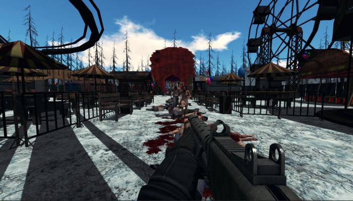 к игре Survival Zombies The Inverted Evolution