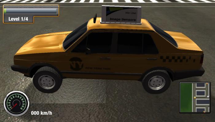 к игре New York City Taxi Simulator