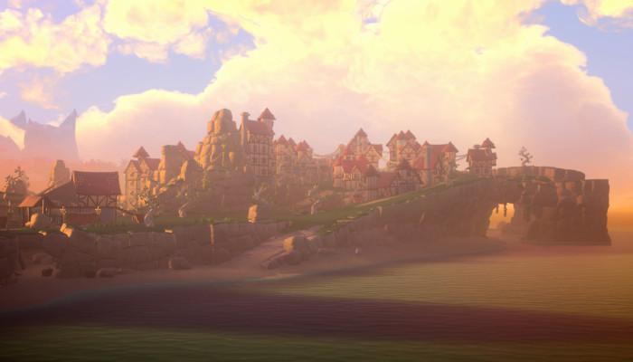 к игре Yonder: The Cloud Catcher Chronicles