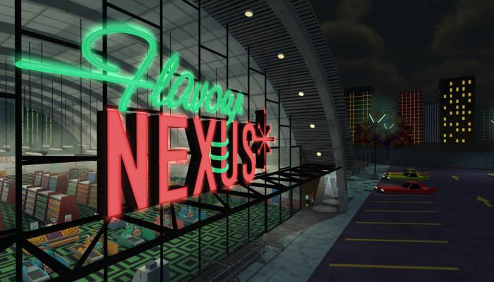 к игре Jazzpunk: Flavour Nexus