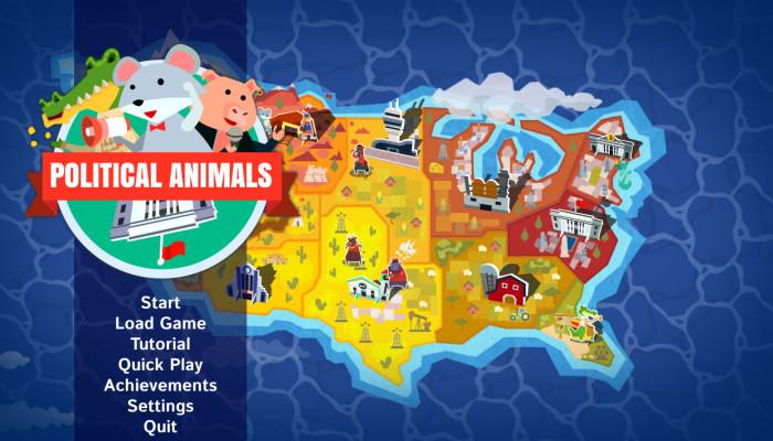к игре Political Animals