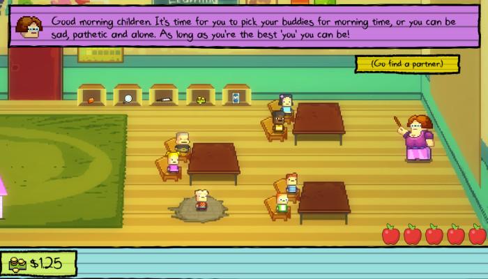 к игре Kindergarten