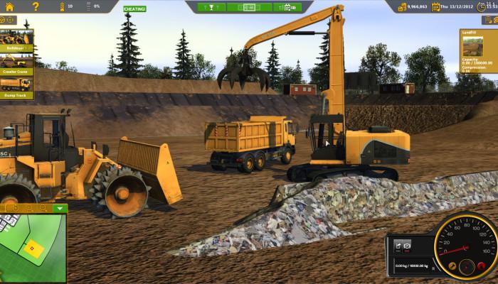 к игре RECYCLE: Garbage Truck Simulator
