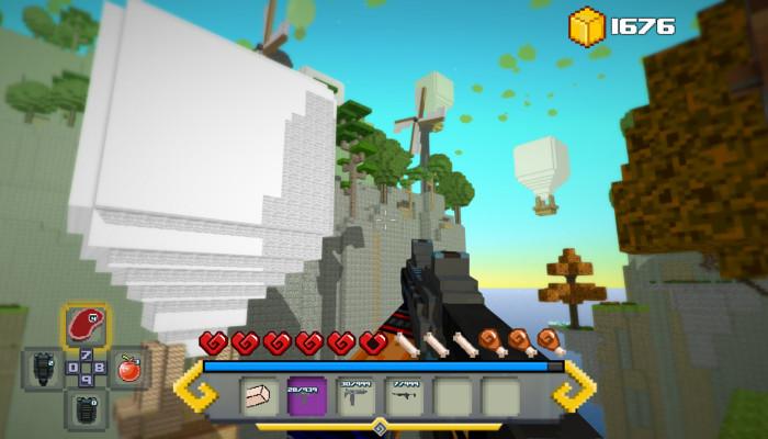 к игре Block Survival: Legend of the Lost Islands