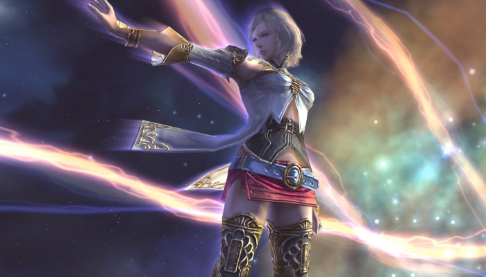 к игре Final Fantasy XII: The Zodiac Age