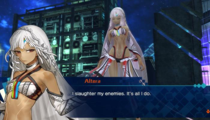 к игре Fate/EXTELLA