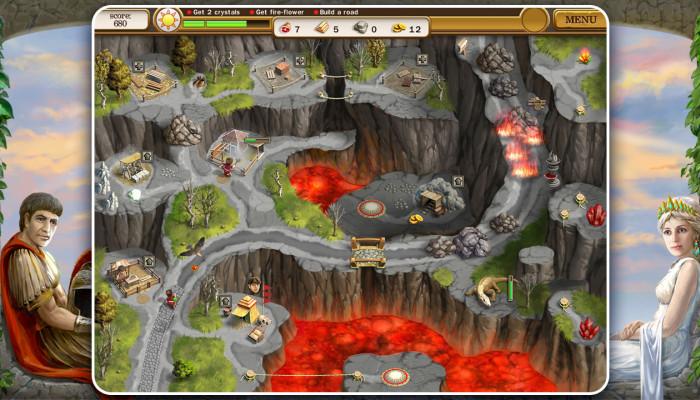 к игре Roads of Rome 2