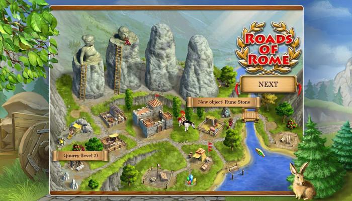 к игре Roads of Rome