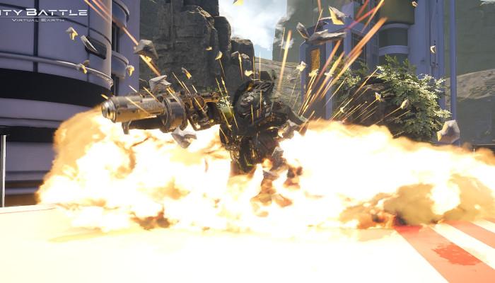 к игре CityBattle: Virtual Earth