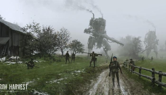к игре Iron Harvest