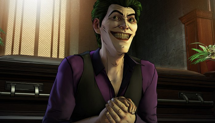 к игре Batman: The Enemy Within - The Telltale Series