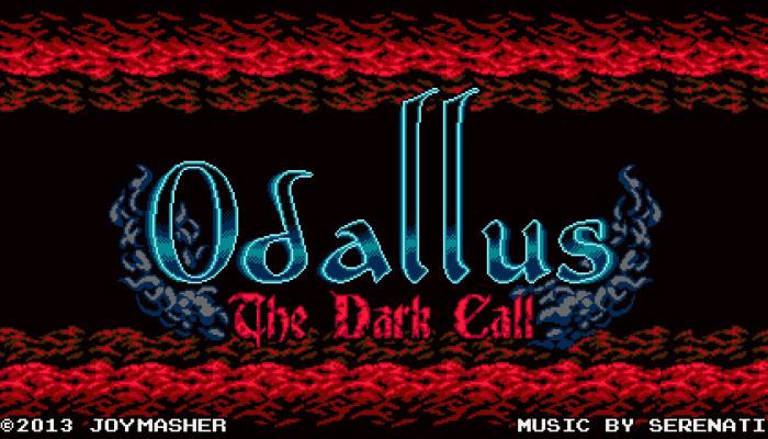 к игре Odallus: The Dark Call