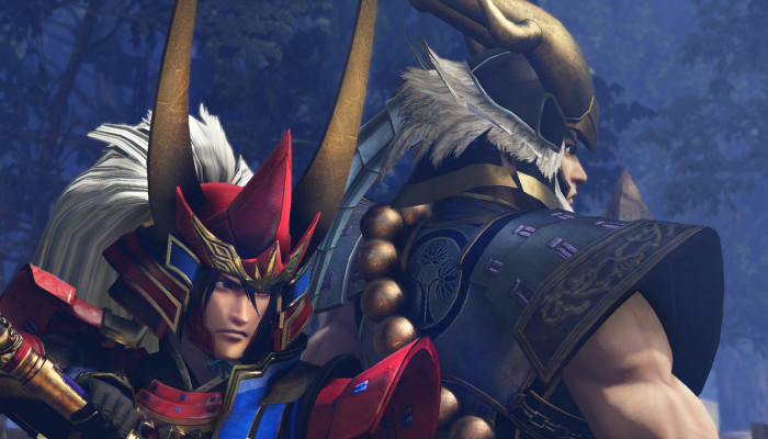 к игре Samurai Warriors 4-II