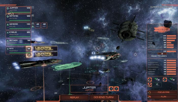 к игре Battlestar Galactica: Deadlock