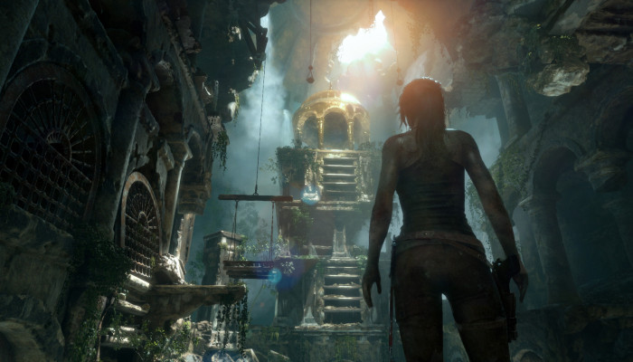 к игре Rise of the Tomb Raider 20 Year Celebration Pack
