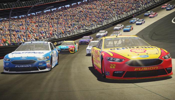 к игре NASCAR Heat 2