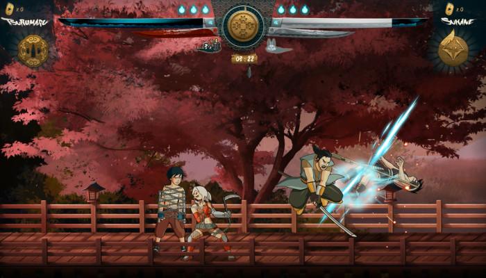 к игре Samurai Riot