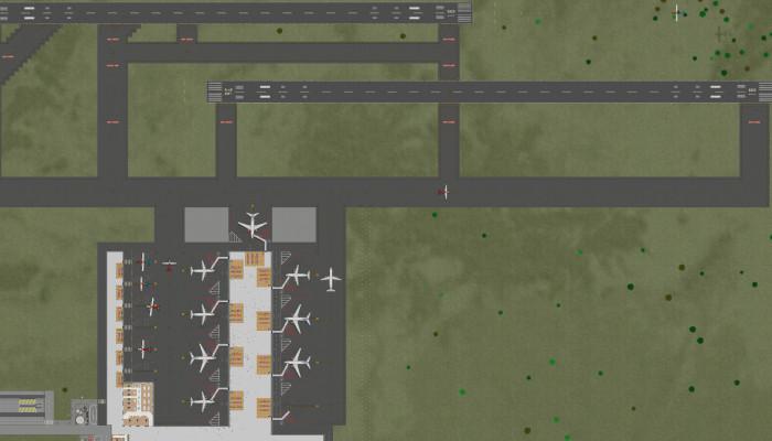 к игре Airport CEO