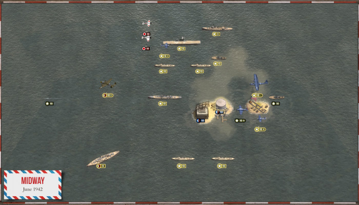 к игре Order of Battle: Pacific