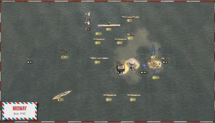 к игре Order of Battle: Pacific