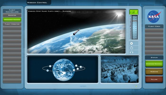 к игре Buzz Aldrin's Space Program Manager