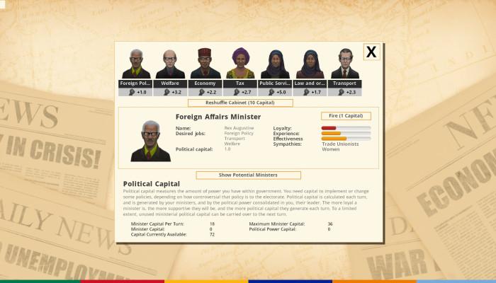 к игре Democracy 3 Africa