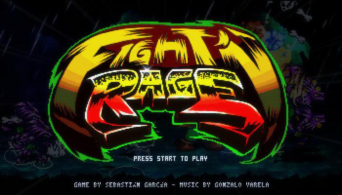 к игре Fight'N Rage