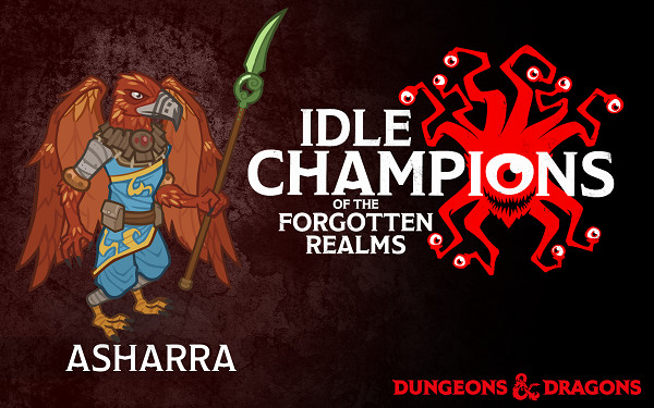 к игре Idle Champions of the Forgotten Realms