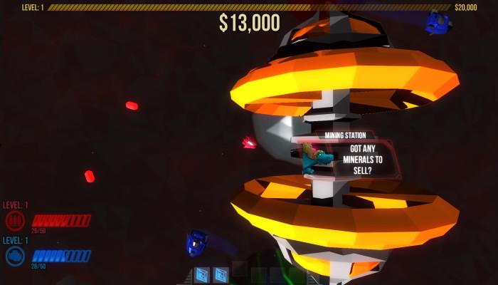 к игре Cashtronauts