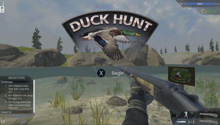 к игре Deer Hunter: Reloaded