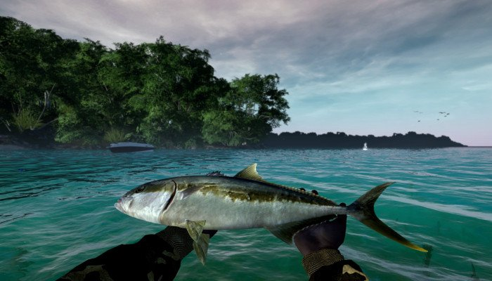к игре Ultimate Fishing Simulator