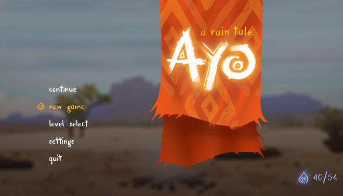 к игре Ayo: A Rain Tale