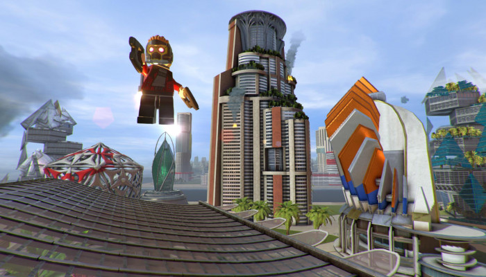 к игре LEGO Marvel Super Heroes 2