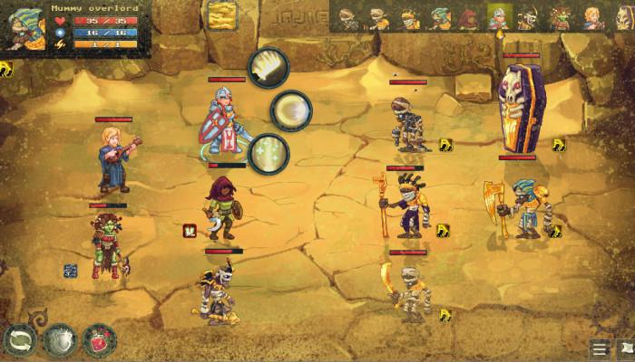 к игре Dungeon Rushers: Crawler RPG