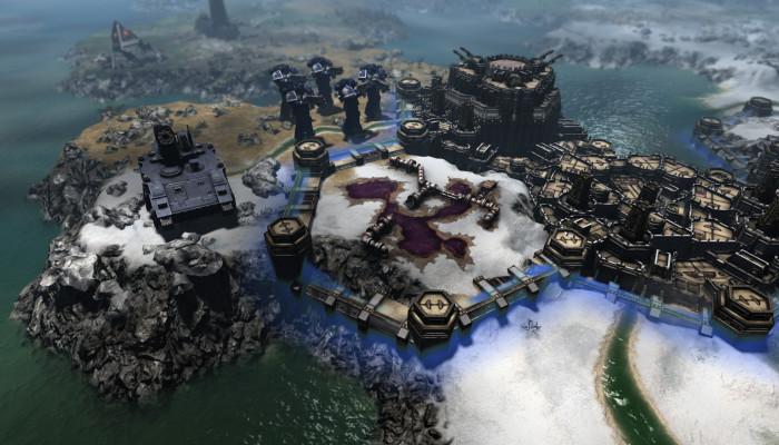 к игре Warhammer 40,000: Gladius - Relics of War