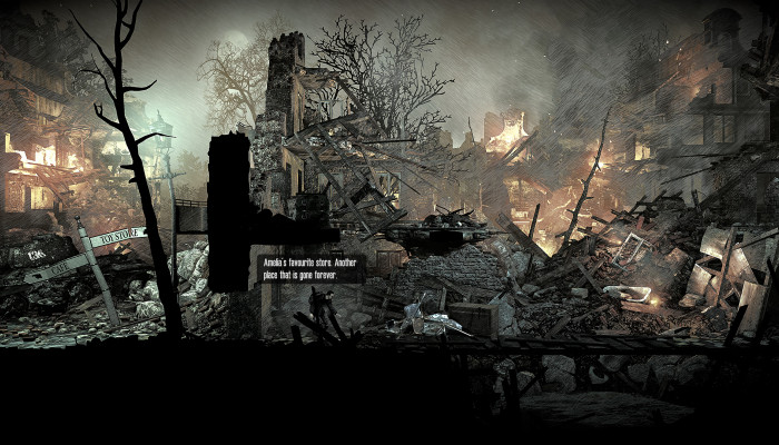 к игре This War of Mine: Stories - Father's Promise