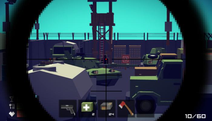 к игре Pixel Z - Gun Day