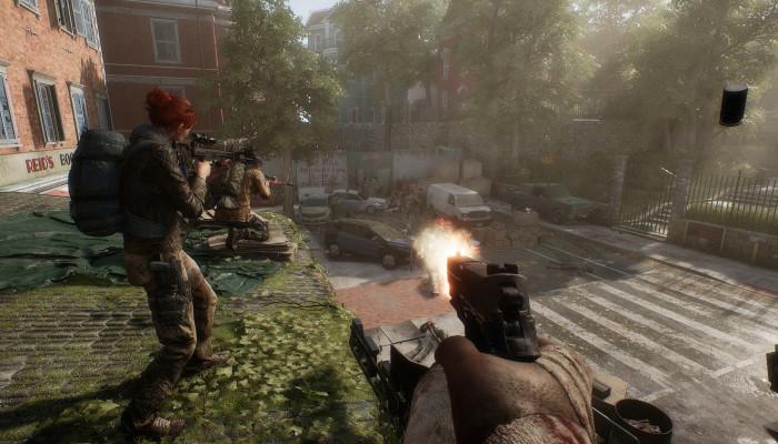 к игре Overkill's The Walking Dead