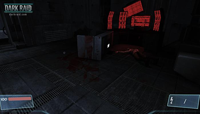 к игре Dark Raid