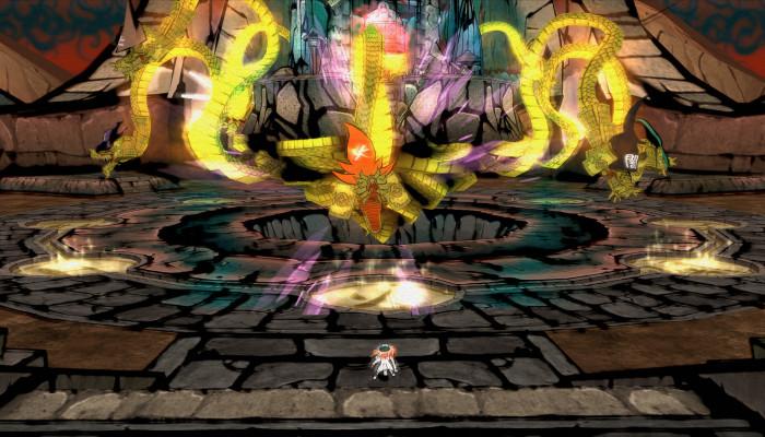 к игре Okami HD