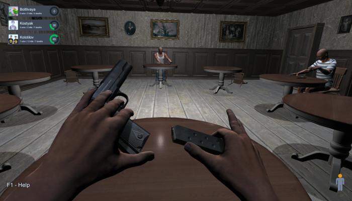 к игре Hand Simulator