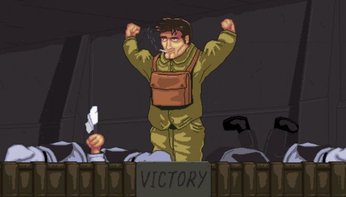 к игре Super Trench Attack!