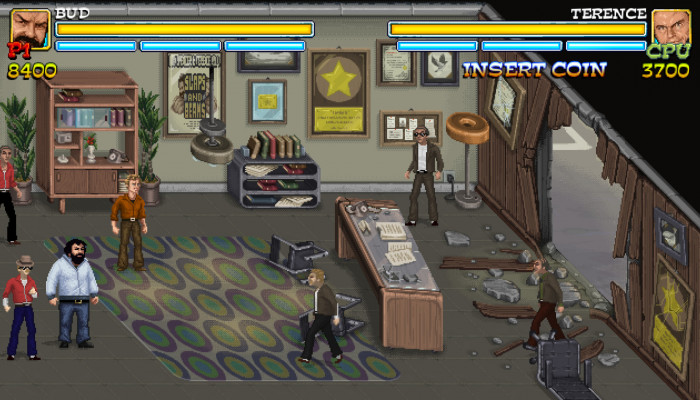 к игре Bud Spencer & Terence Hill - Slaps And Beans