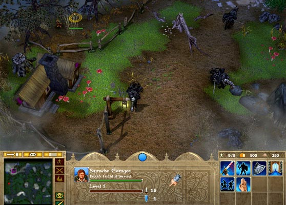 к игре Lord of the Rings: War of the Ring, The