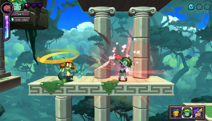 к игре Shantae: Friends to the End
