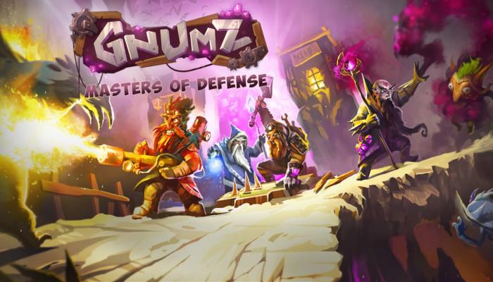 к игре Gnumz: Masters of Defense